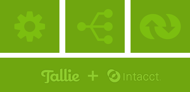 Tallie + Intacct Integration