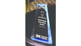 Tallie Wins 2015 CPA Practice Advisor